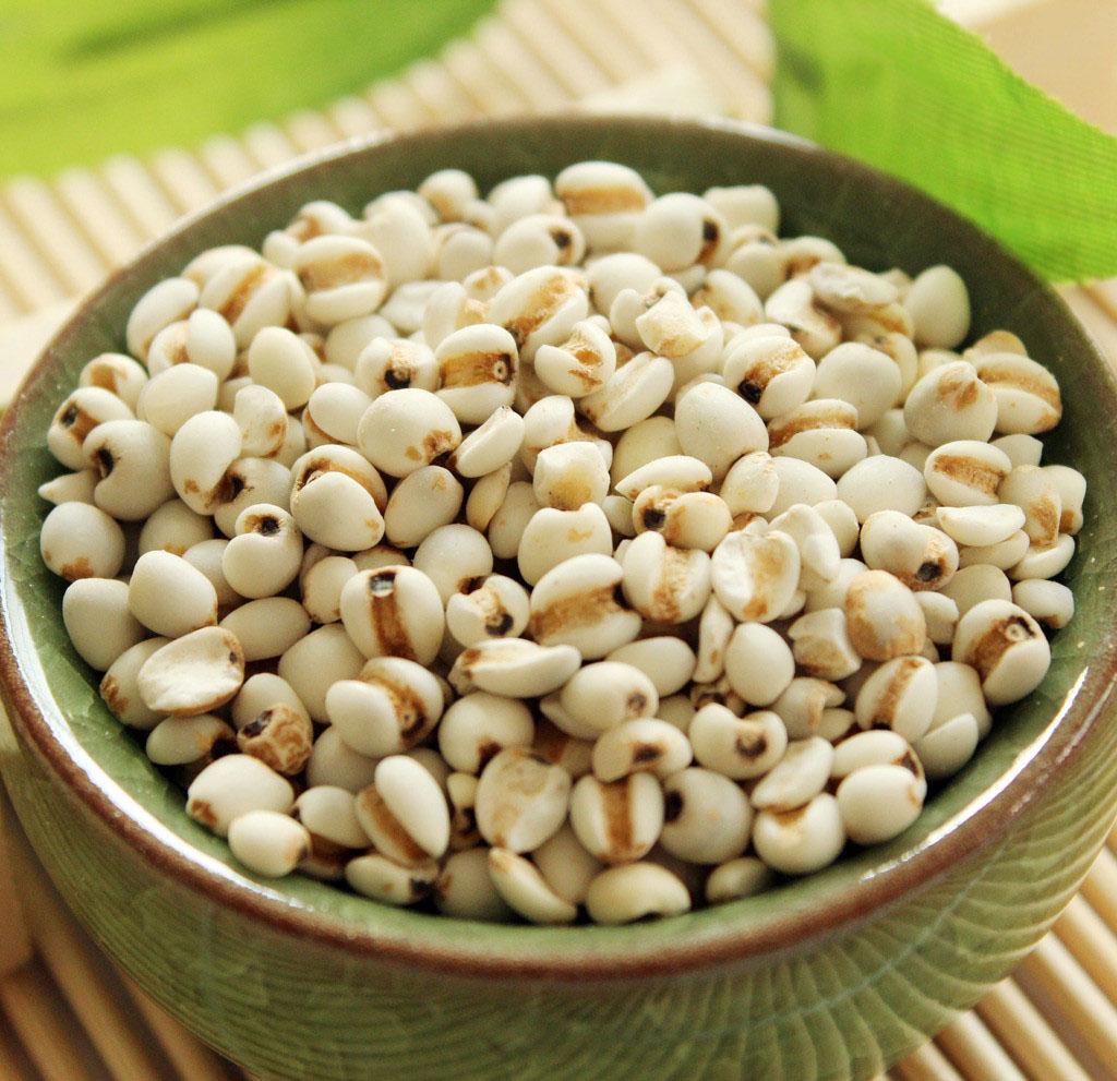 薏仁米的营养成分和药理作用